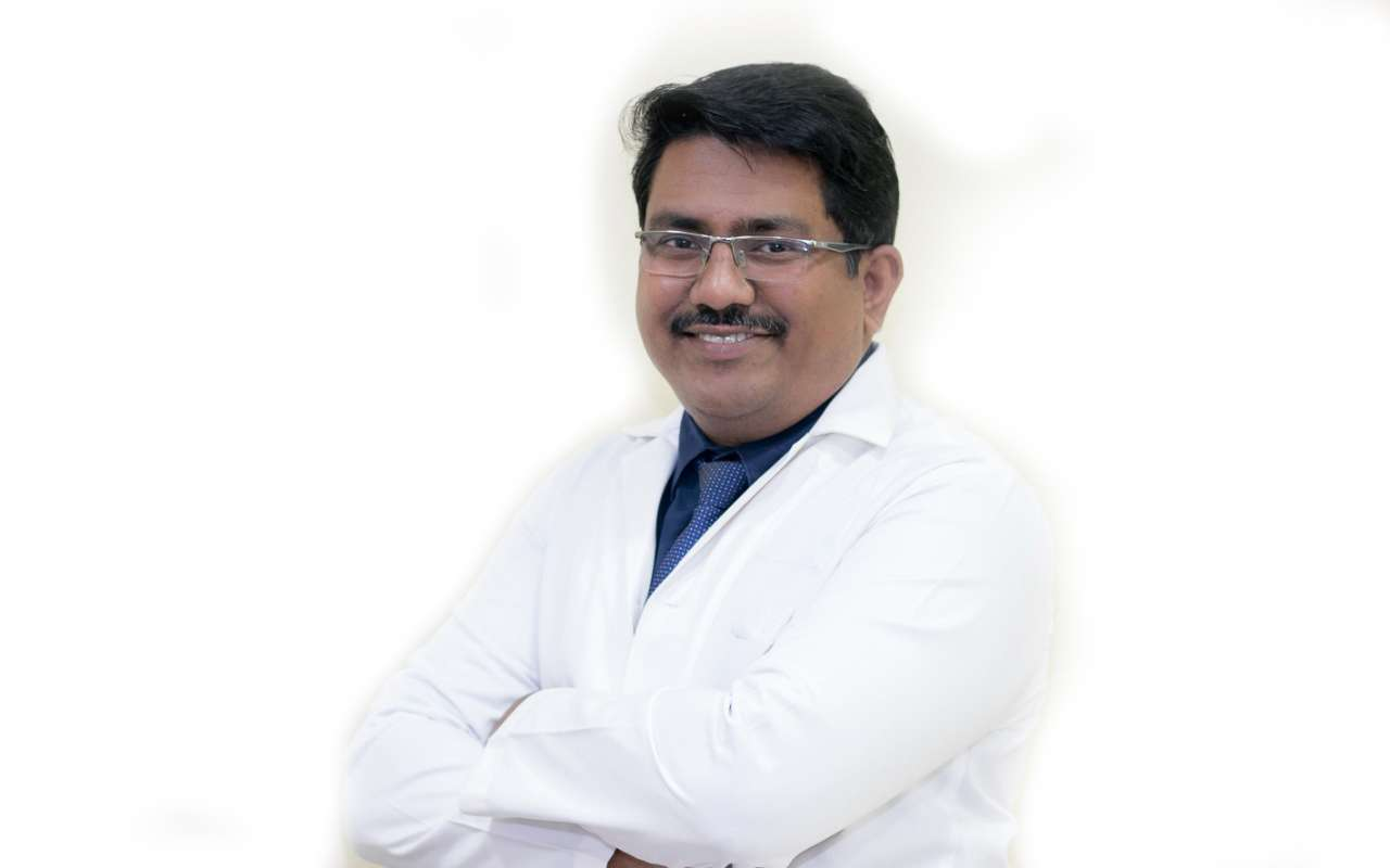 ENT Doctor in Sharjah - Dr Shinoy Ansari
